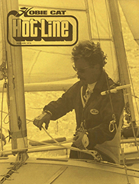 Hobie Hotline - March/April, 1974