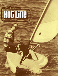Hobie Hotline - June/July, 1974