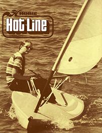Hobie Hotline - June/July, 1974