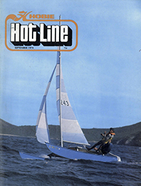 Hobie Hotline - September, 1974