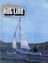 Hobie Hotline - September, 1974