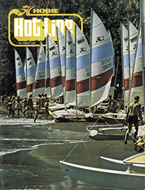 Hobie Hotline - October, 1974