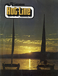 Hobie Hotline - November/December, 1974