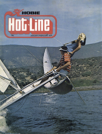 Hobie Hotline - January/February, 1975
