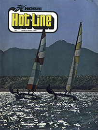 Hobie Hotline - March/April, 1975