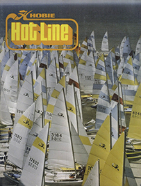 Hobie Hotline - May/June, 1975