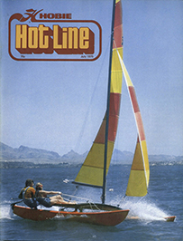 Hobie Hotline - July, 1975