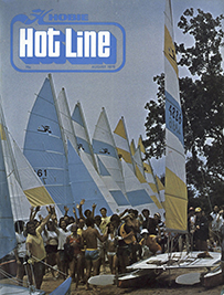 Hobie Hotline - August, 1975