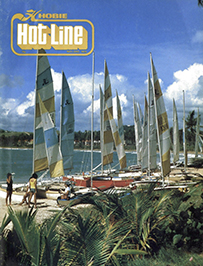 Hobie Hotline - November/December, 1975