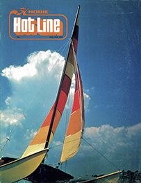Hobie Hotline - January/February, 1976