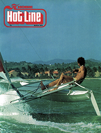 Hobie Hotline - March, 1976