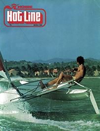 Hobie Hotline - March, 1976