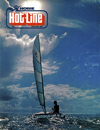 Hobie Hotline - April/May, 1976