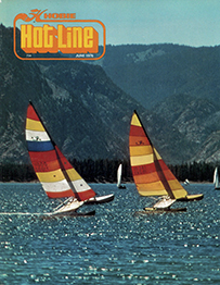 Hobie Hotline - June, 1976