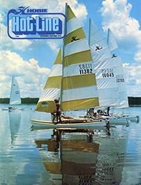 Hobie Hotline - September/October, 1976