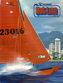 Hobie Hotline - January/February, 1977