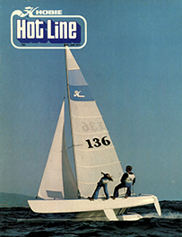 Hobie Hotline - May/June, 1977