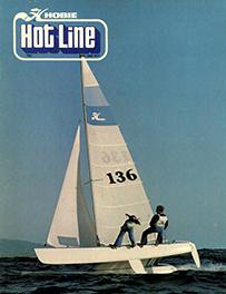 Hobie Hotline - May/June, 1977