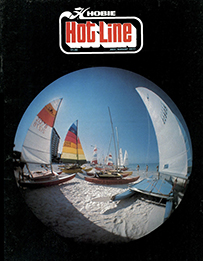 Hobie Hotline - July/August, 1977