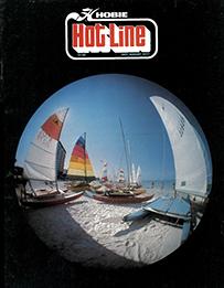 Hobie Hotline - July/August, 1977
