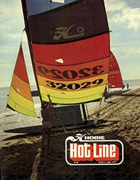 Hobie Hotline - March/April, 1978