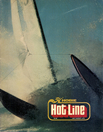 Hobie Hotline - July/August, 1978