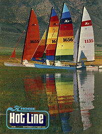 Hobie Hotline - September/October, 1978
