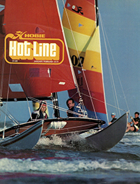 Hobie Hotline - January/February, 1979