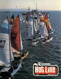 Hobie Hotline - March/April, 1979