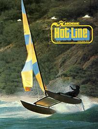 Hobie Hotline - May/June, 1979