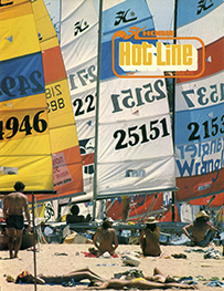 Hobie Hotline - July/August, 1979