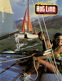 Hobie Hotline - November/December, 1979