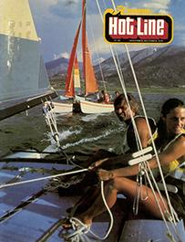 Hobie Hotline - November/December, 1979