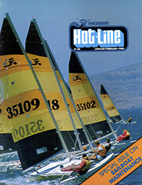 Hobie Hotline - January/February, 1980