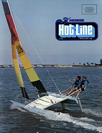 Hobie Hotline - March/April, 1980