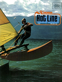 Hobie Hotline - May/June, 1980