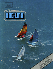 Hobie Hotline - July/August, 1980