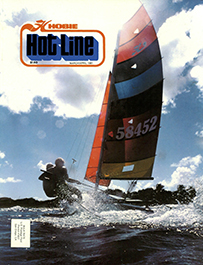 Hobie Hotline - March/April, 1981