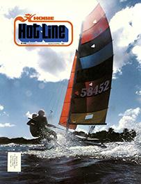 Hobie Hotline - March/April, 1981