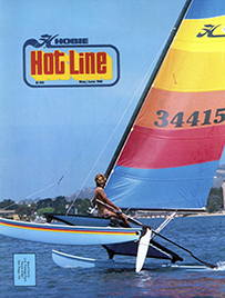 Hobie Hotline - May/June, 1981