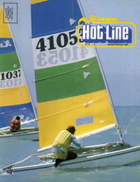 Hobie Hotline - January/February, 1982