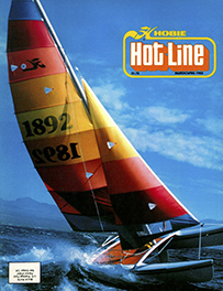 Hobie Hotline - March/April, 1982