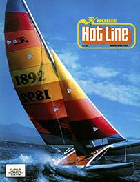 Hobie Hotline - March/April, 1982