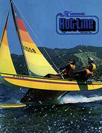 Hobie Hotline - July/August, 1982