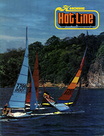 Hobie Hotline - September/October, 1982