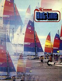 Hobie Hotline - November/December, 1982