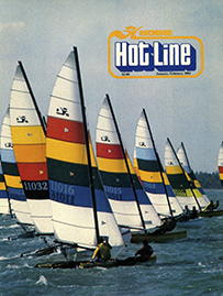 Hobie Hotline - January/February, 1983