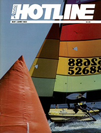 Hobie Hotline - May/June, 1983