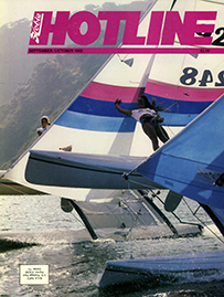 Hobie Hotline - September/October, 1983