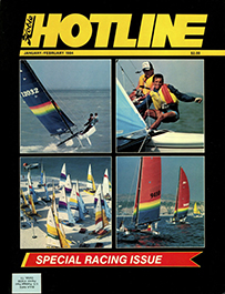 Hobie Hotline - January/February, 1984
